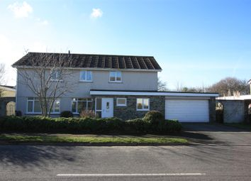 Thumbnail 4 bed detached house for sale in Billings Drive, Tretherras, Newquay