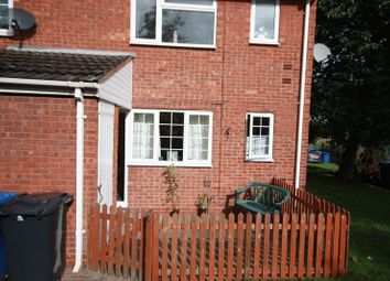 Thumbnail 1 bed maisonette to rent in 1 Bedroom Flat, Lambourne Close, Lichfield