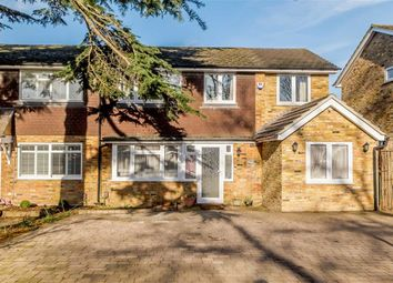 Thumbnail 4 bed semi-detached house for sale in Stag Lane, Chorleywood, Rickmansworth