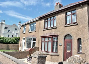 Thumbnail 3 bed semi-detached house for sale in Thie Gennal, 2 Beaumont Road, Ramsey