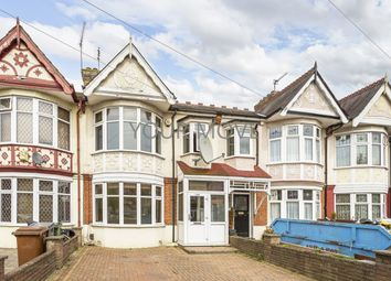 Thumbnail 3 bed terraced house to rent in Nelson Road, Chingford, London