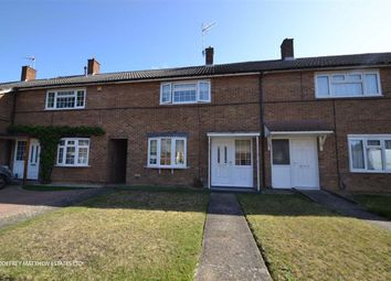 Thumbnail 2 bed terraced house for sale in East Park, Old Harlow, Essex