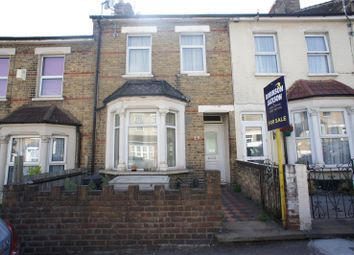 Thumbnail 3 bed terraced house for sale in Gordon Road, Belvedere, Kent