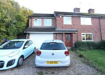 4 bed semi-detached house for sale in Brookside, Burbage, Hinckley LE10