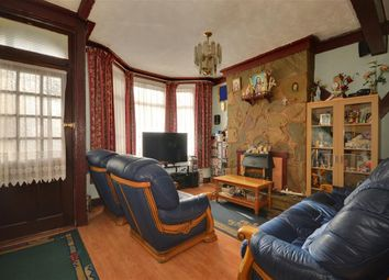 Thumbnail 2 bed terraced house for sale in Clacton Road, East Ham, London