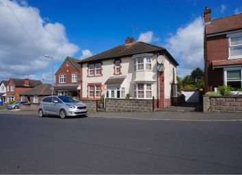 Thumbnail 4 bed detached house for sale in Saxon Street, Burton-On-Trent