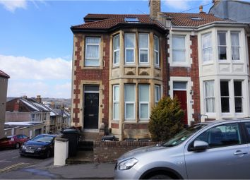 Thumbnail 2 bed maisonette for sale in Vicarage Road, Southville