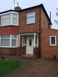 Thumbnail 3 bedroom semi-detached house to rent in Langdale Gardens, Walker, Newcastle Upon Tyne