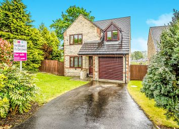 Thumbnail 4 bed detached house for sale in Heaton Gardens, Paddock, Huddersfield
