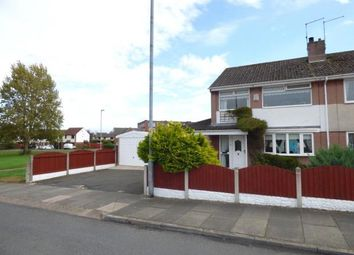 Thumbnail 3 bed semi-detached house for sale in Richardson Street, Carlisle, Cumbria