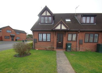Thumbnail 1 bed end terrace house for sale in Sandpiper Road, Aldermans Green, Coventry