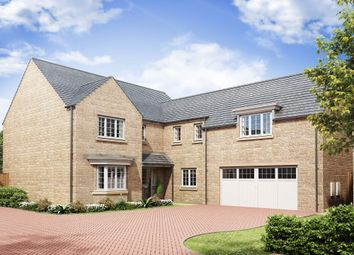 "Thumbnail 5 bed detached house for sale in ""The Abingdon"" at Barnsley Road, Newmillerdam, Wakefield"
