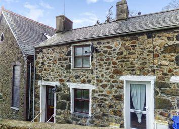 Thumbnail 2 bed end terrace house for sale in North Terrace, Pwllheli, Gwynedd