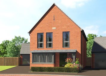 Thumbnail 4 bed detached house for sale in Scholars Grange, New Road, Swanmore