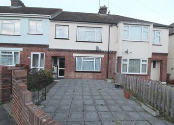 Thumbnail 3 bed terraced house for sale in Elmfield, Gillingham, Kent.