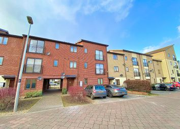 Thumbnail 1 bed flat for sale in Goodrington Place, Broughton, Milton Keynes
