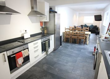 Thumbnail 8 bed terraced house to rent in Mackintosh Place, Roath, Cardiff