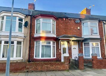 Thumbnail 3 bed terraced house for sale in Oxford Street, Middlesbrough
