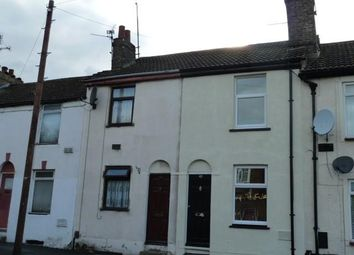 Thumbnail 3 bed terraced house to rent in Arden Street, Gillingham, Kent