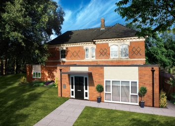 Thumbnail 2 bed terraced house for sale in The Rectory Building, Brook Street, Colchester