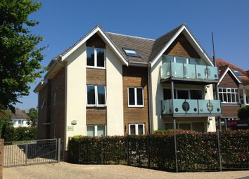 Thumbnail 2 bedroom flat for sale in Penn Hill Avenue, Poole, Dorset