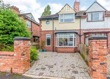 Thumbnail 3 bed semi-detached house for sale in Lower Oxford Road, Newcastle, Staffordshire