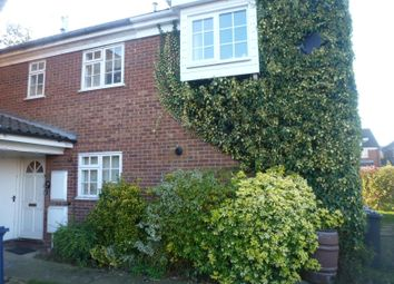 Thumbnail 2 bed terraced house to rent in Maytrees, St. Ives, Huntingdon