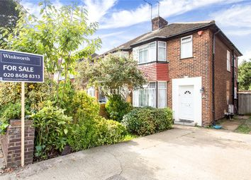 Thumbnail 3 bed semi-detached house for sale in The Vale, London