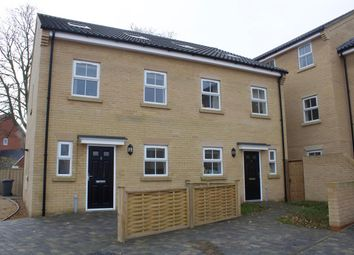 Thumbnail 4 bedroom semi-detached house to rent in Bay Tree Court, Rendlesham, Woodbridge
