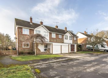 Thumbnail 4 bed semi-detached house for sale in Stoke Row, Henley On Thames
