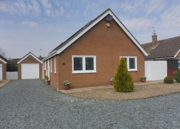 Thumbnail 2 bed detached bungalow for sale in Marriots Gate, Lutton, Spalding