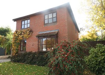 Thumbnail 4 bedroom detached house to rent in Dovecot Close, Wheldrake, York