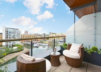 Thumbnail 3 bed flat for sale in Branch Road, London