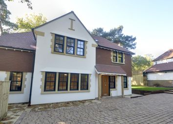 Thumbnail 4 bedroom detached house for sale in Spencer Road, Canford Cliffs, Poole, Dorset