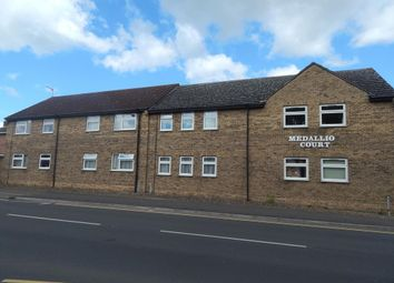 Thumbnail 1 bed flat to rent in Manor Gardens, Cambridge Street, St. Neots