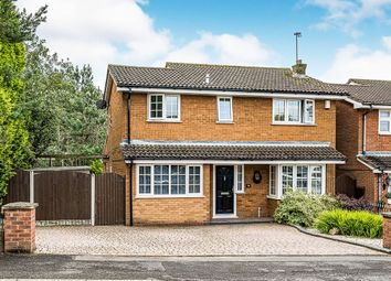 Thumbnail 3 bed detached house for sale in Blenheim Way, Milking Bank, Dudley, West Midlands
