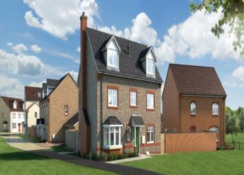 Thumbnail 4 bed detached house for sale in The Elder, The Paddocks Wellington Road, Horsehay, Telford