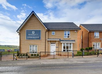 """Thumbnail 3 bed semi-detached house for sale in """"Doune Alt"""" at Manse Road, Stonehouse, Larkhall"""