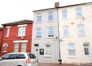 Thumbnail 4 bedroom end terrace house for sale in Thorold Road, Chatham, Kent