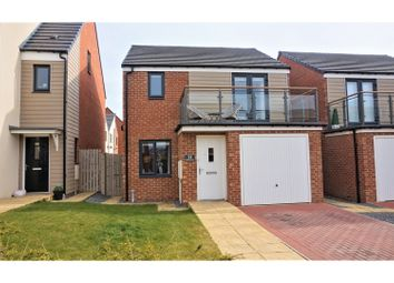 Thumbnail 3 bedroom detached house for sale in Maynard Street, Newcastle Upon Tyne