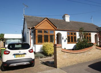 Thumbnail 2 bed semi-detached bungalow for sale in Station Avenue, Rayleigh