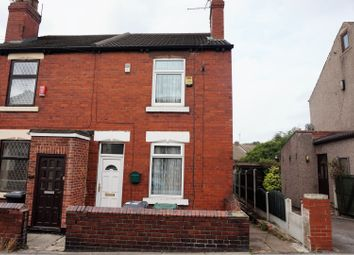 Thumbnail 2 bed end terrace house for sale in Main Street, Rotherham