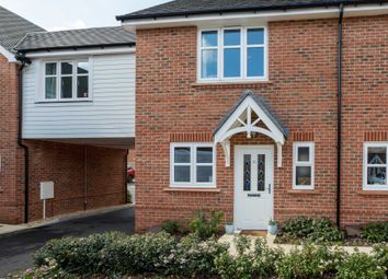 Thumbnail 3 bed end terrace house for sale in Huntley Mews, Southwater, Horsham