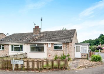 Thumbnail 2 bedroom terraced bungalow for sale in The Rookery, Brandon