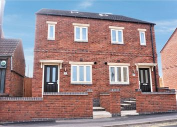Thumbnail 3 bed semi-detached house for sale in Chapel Street, Ibstock