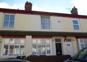 Thumbnail 3 bed terraced house to rent in Maxwell Road, Wolverhampton