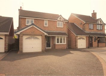 Thumbnail 4 bed detached house for sale in Norseman Close, Liverpool