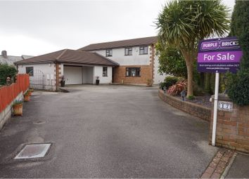 Thumbnail 6 bed detached house for sale in Bay View Park, St. Austell