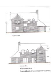 Thumbnail Land for sale in Greenfields Lane, Market Drayton