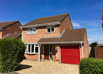 Thumbnail 4 bed detached house for sale in Bramblewood Road, Worle, Weston-Super-Mare
